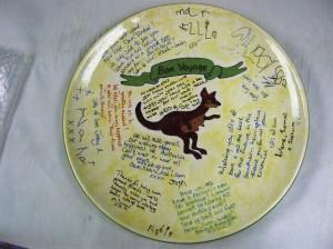 Goodbye Plate