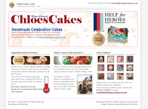 Chloescakes.co.uk