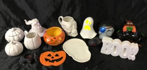 Halloween pieces