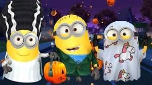 halloween minions