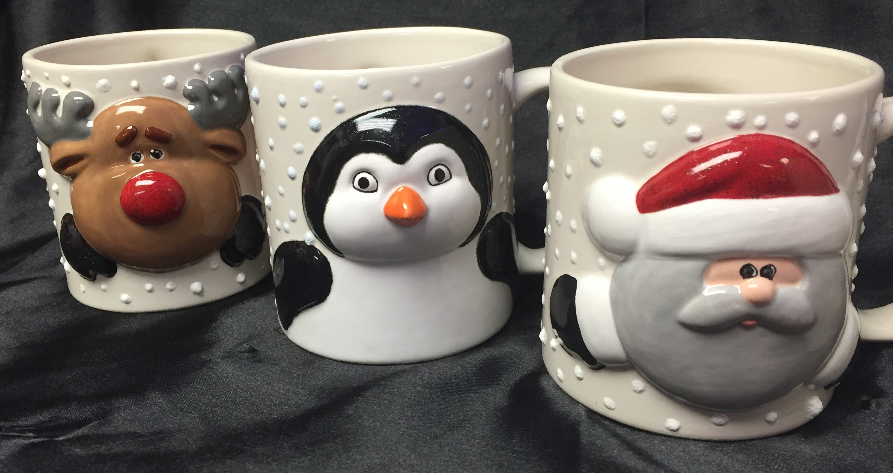 Crimbo Mugs – Get yours in time for Christmas! | Village Ceramics